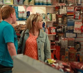 Coronation Street 11/09 - Dev rumbles Karl