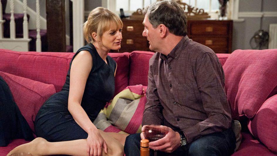 Emmerdale 09/09 - Things hot up between Steve and Nicola