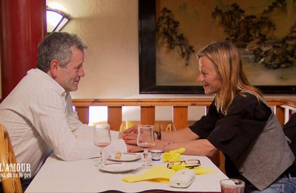 L'amour est dans le pré 8 : Françoise et Thierry s'installent ensemble !