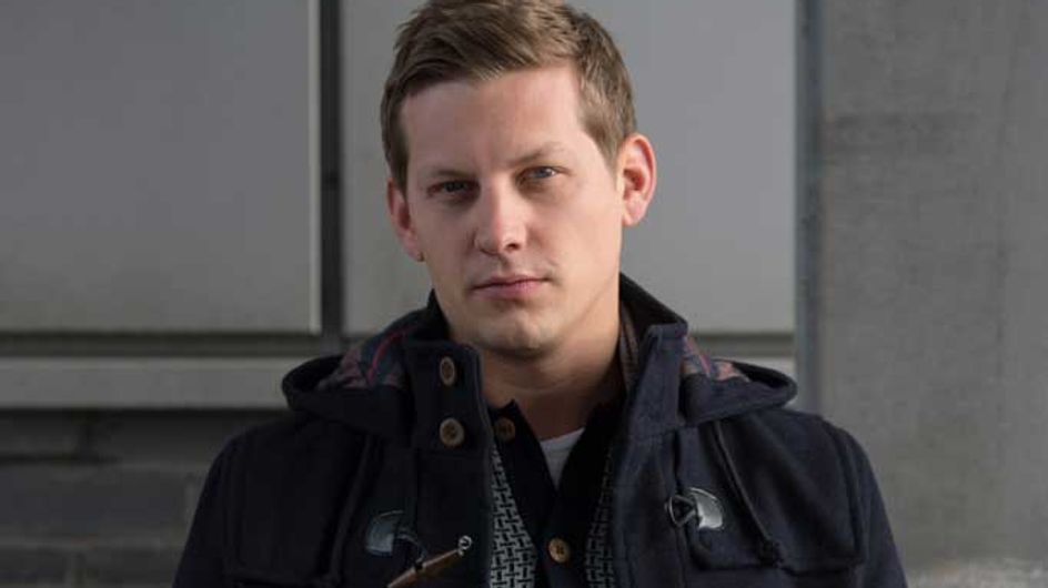 Hollyoaks 10/09 – John Paul gets on the wrong side of Robbie