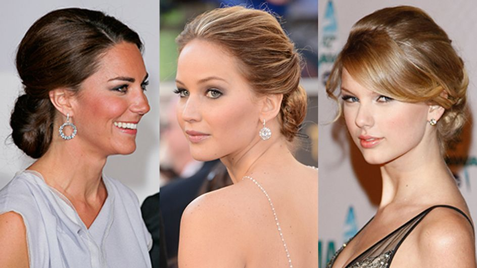 Watch: How To Do A Sexy Side Chignon!