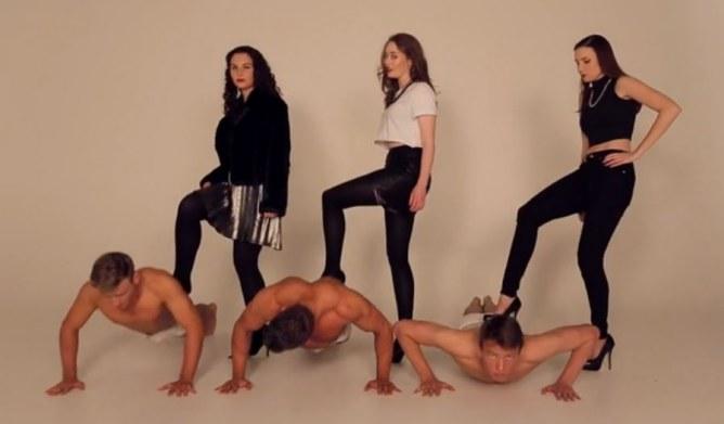 Le clip Blurred Lines parodié par des féministes