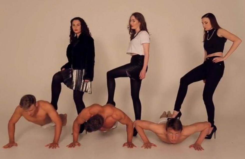 Robin Thicke : Une parodie féministe de Blurred Lines censurée (vidéo)