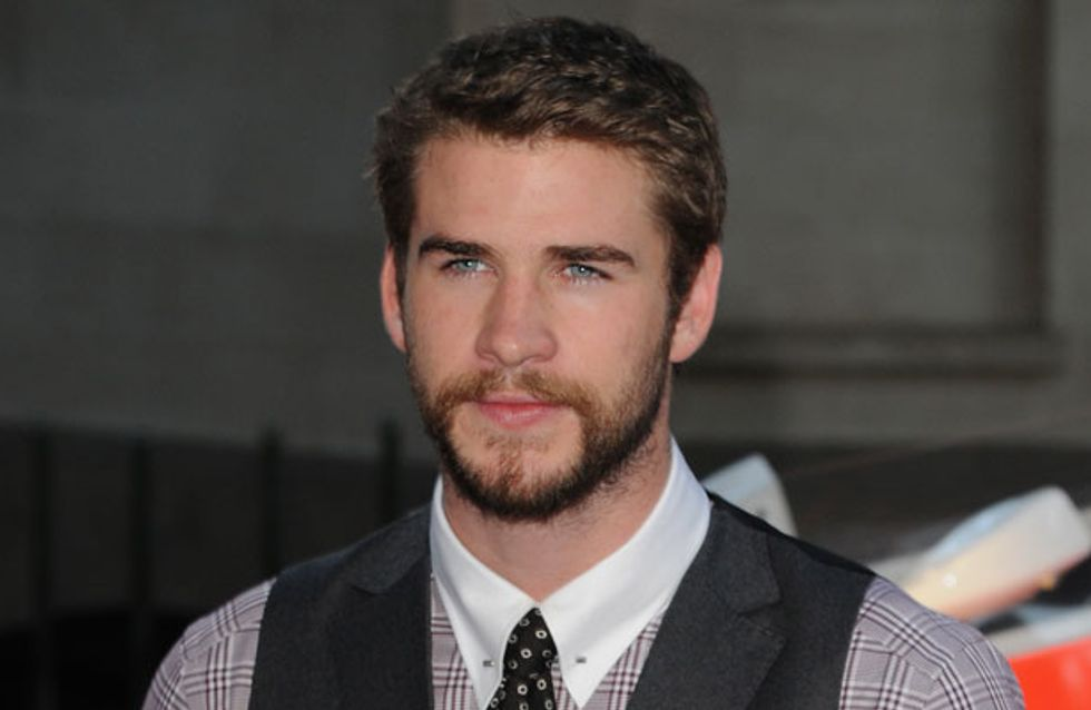 Where's Miley Cyrus? Liam Hemsworth cuts a lonely figure at Rush premiere