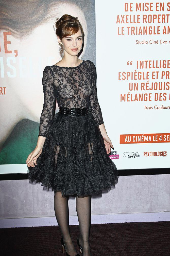 Louise Bourgoin en 2013