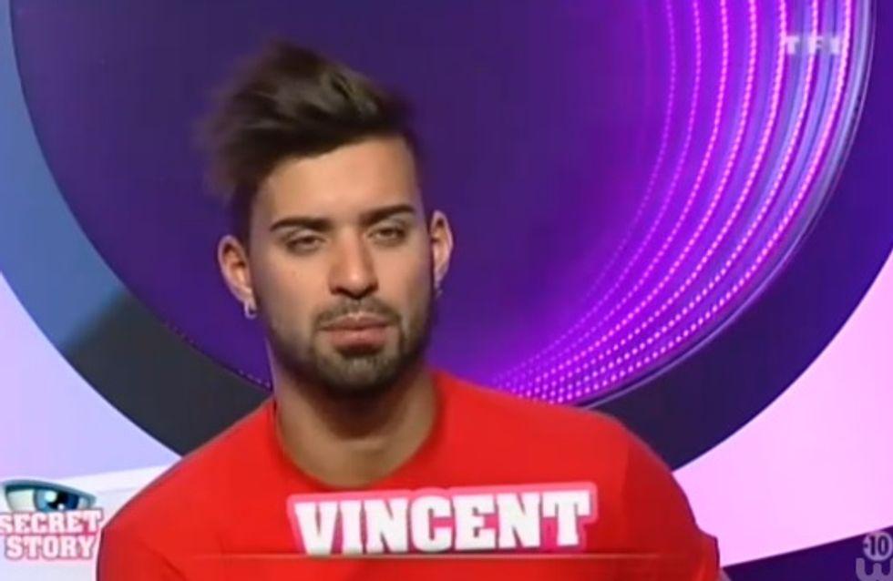 Secret Story 7 : Vincent a rompu avec Stéphanie (video)