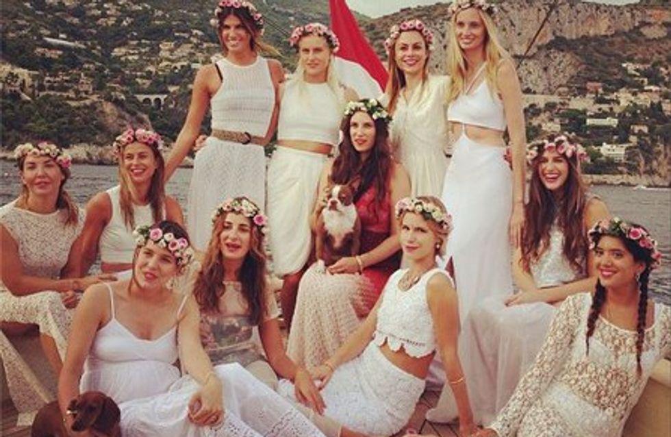 Charlotte Casiraghi et Tatiana Santo Domingo : Copiez leur look hippie chic (Photos)