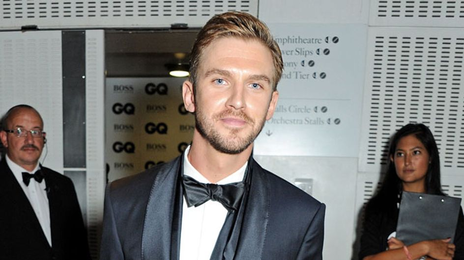 GQ Men Of The Year: Dan Stevens jokes about weight loss as he wins Most Stylish award