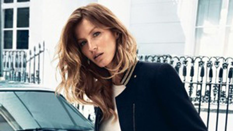 Gisele Bundchen replaces Beyonce as face of H&M