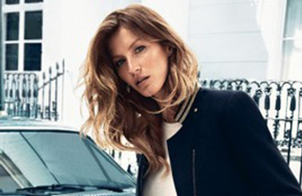 Gisele Bundchen replaces Beyonce as face of H&M