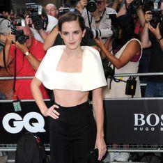 Emma Watson et sa tenue mi-figue mi-raisin