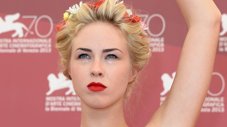 Le Femen nude a Venezia