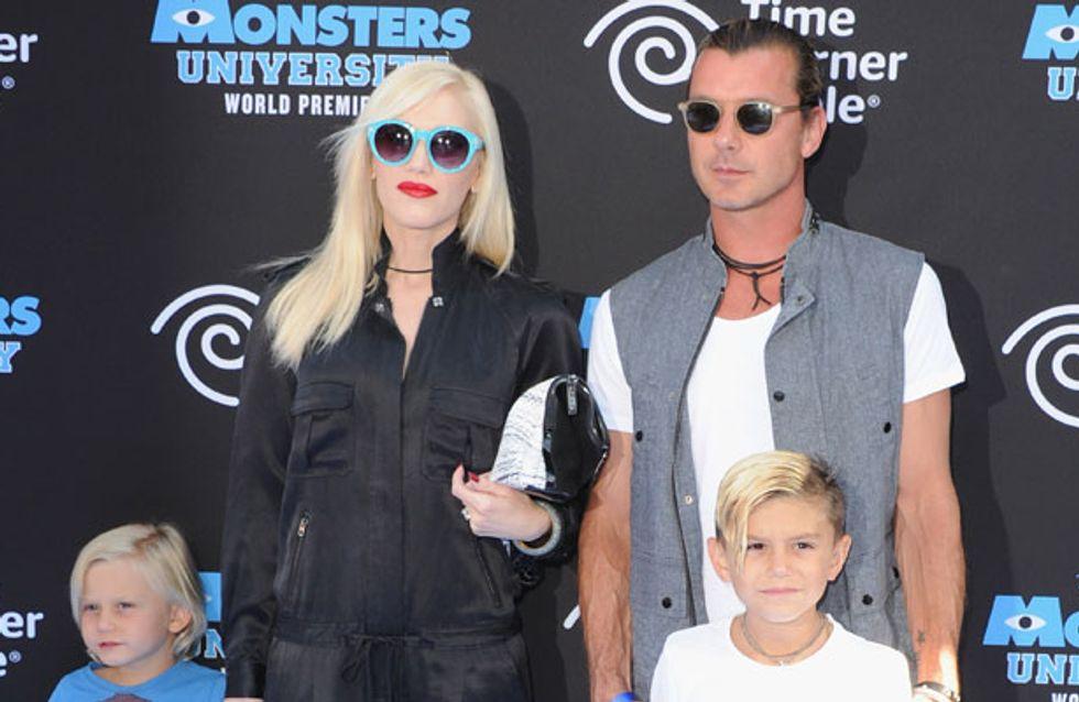 Gwen Stefani pregnant with third child