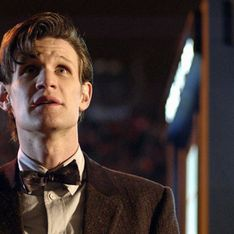 New Doctor Who: Matt Smith took Peter Capaldi to lunch to talk tactics