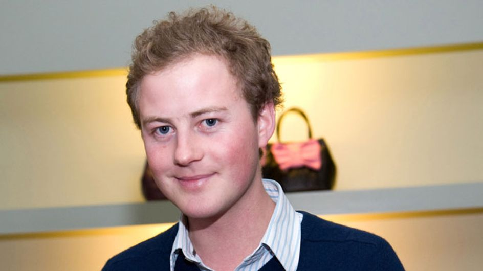 Guy Pelly confirms: Kate and Wills didn't ask me to be Prince George's godfather