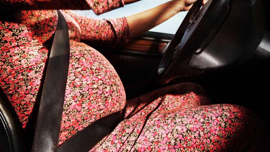 Apuesta por la seguridad vial desde el embarazo