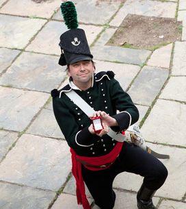 Hollyoaks 20/09 - Jim proposes to Carmel