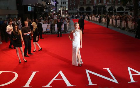 """Naomi Watts en el estreno de """"Diana"""""""