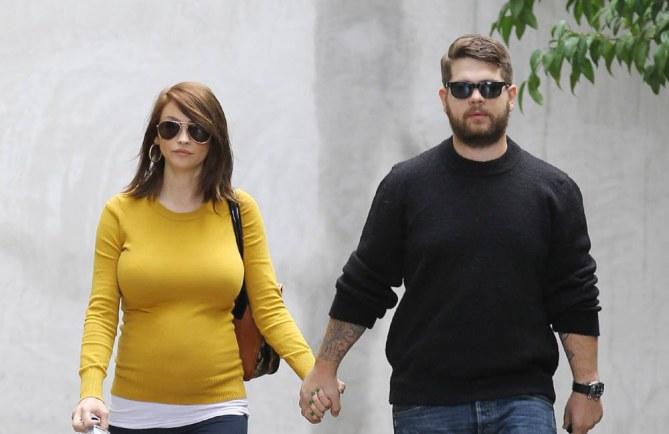 Lisa und Jack Osbourne