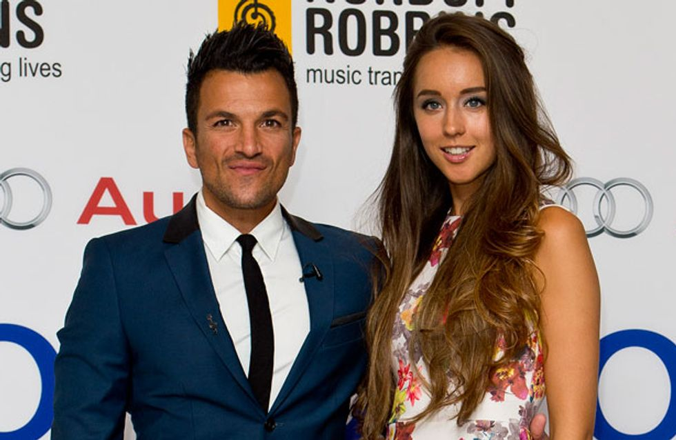 Peter Andre to stop reality TV for girlfriend Emily MacDonagh