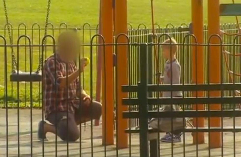 7 enfants sur 9 suivent un inconnu en moins de 90 secondes (Vidéo)