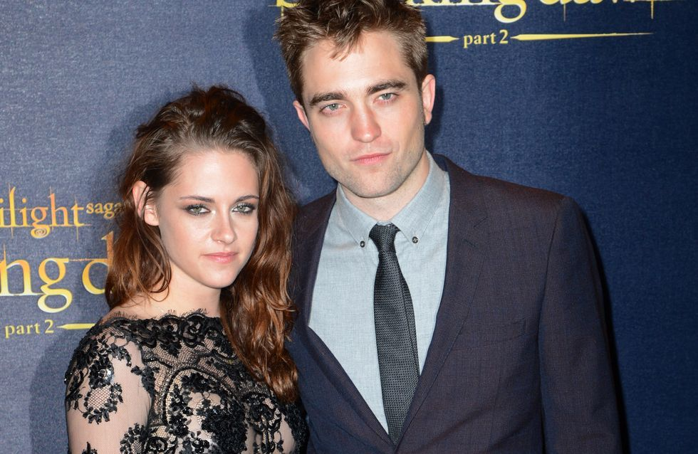 Robert Pattinson et Kristen Stewart : La page est tournée