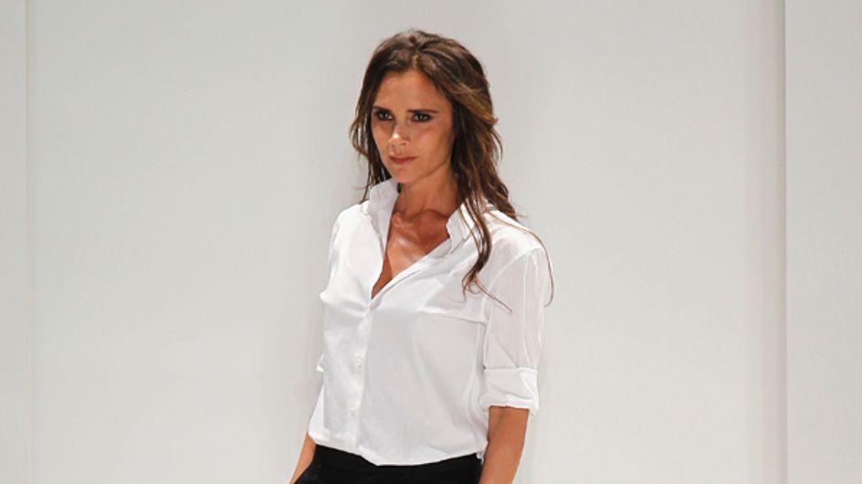 Victoria Beckham's New York Fashion Week show