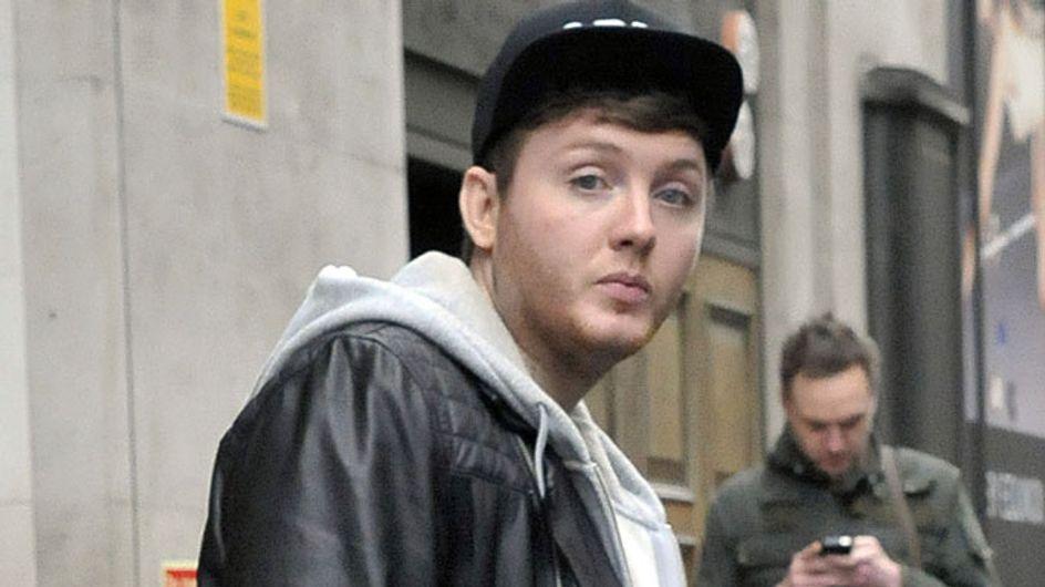"James Arthur admits to ""Susan Boyle style break-down"" post X Factor"