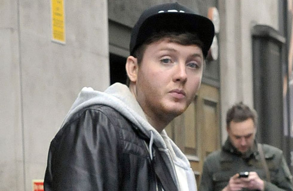 James Arthur admits to Susan Boyle style break-down post X Factor