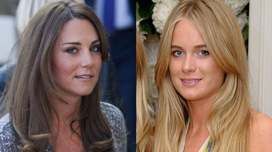 Is Kate Middleton against Prince Harry proposing to Cressida Bonas?