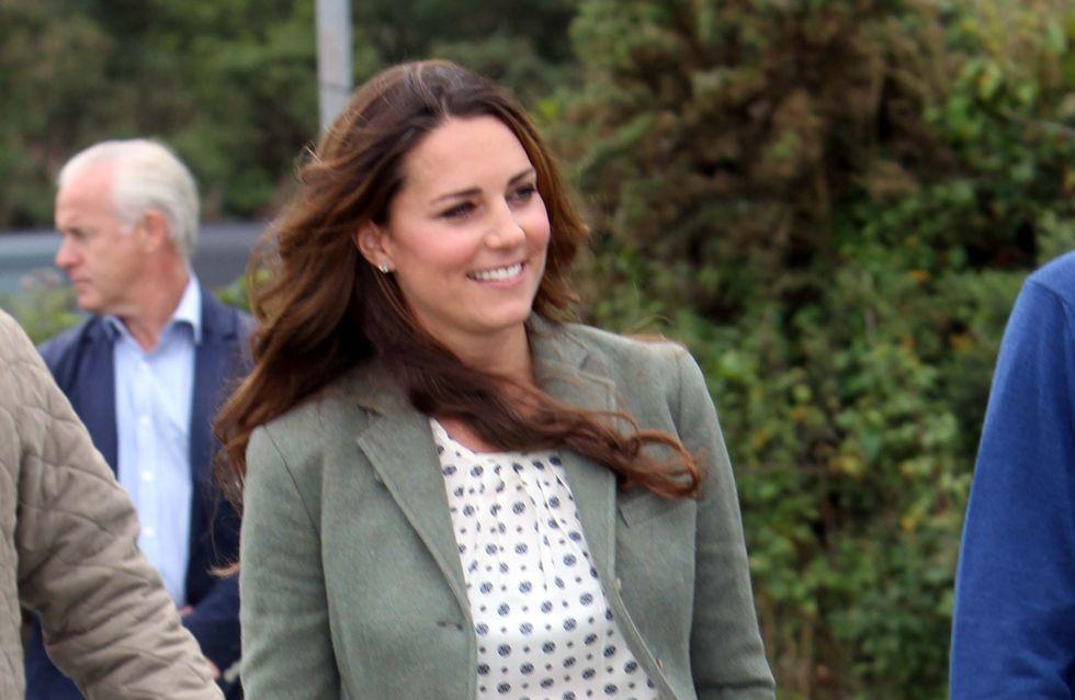 Kate Middleton, accro aux mocassins Sebago