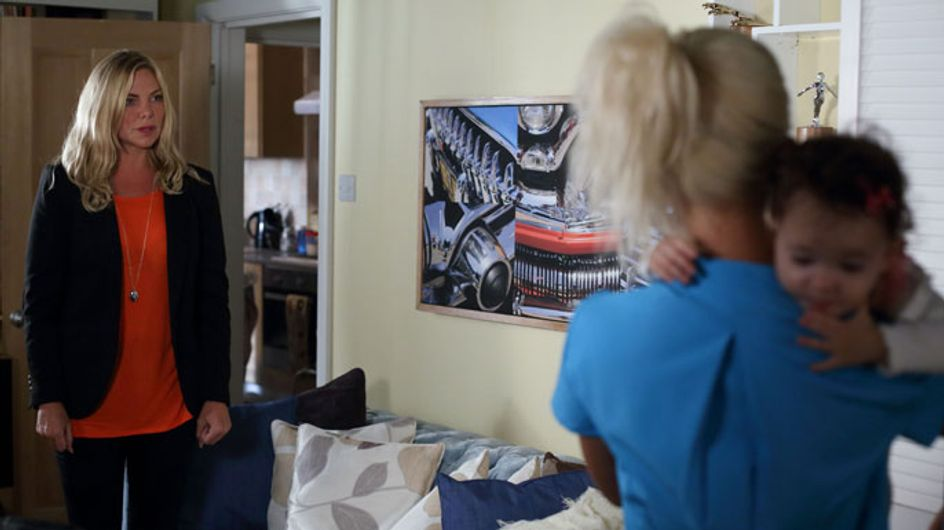 EastEnders 16/09 - Lola finds Ronnie with Lexi