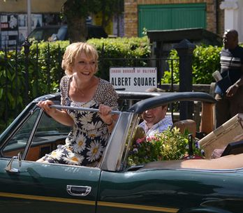 EastEnders 17/09 - Jean leaves with Ollie