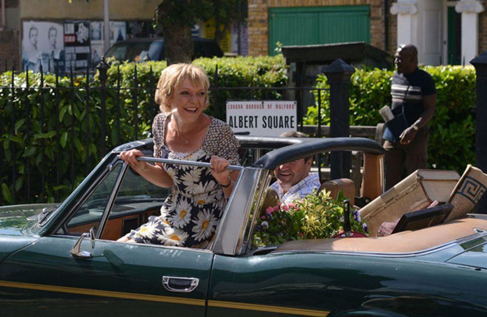 EastEnders 17/09 - Jean leaves with Ollie