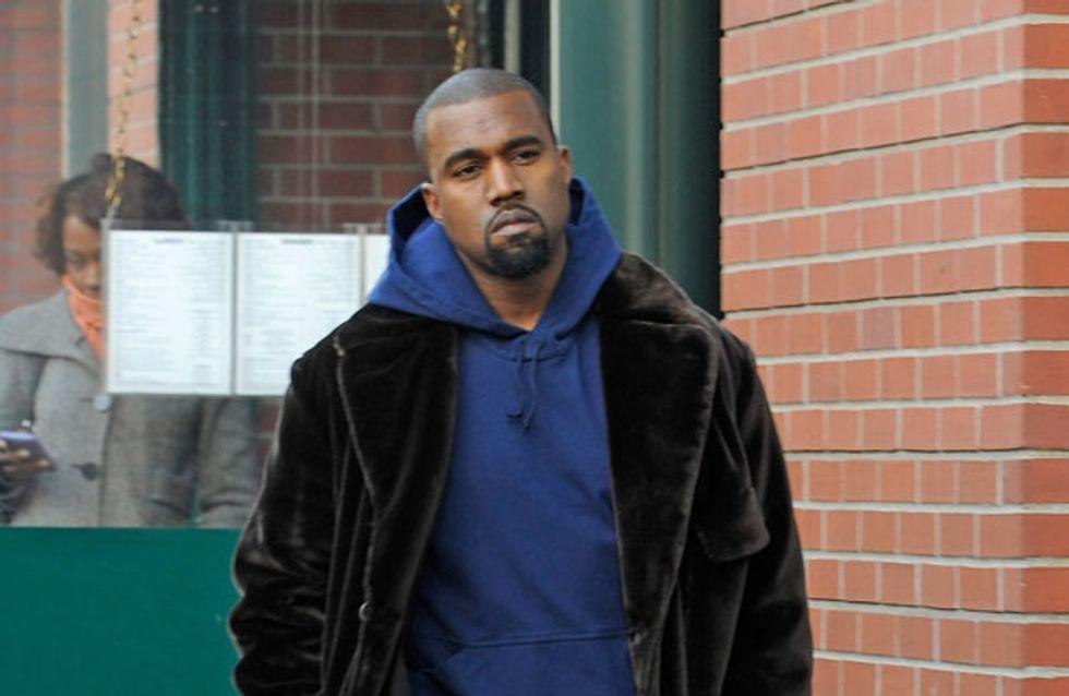 Kanye West : Sans Kim !