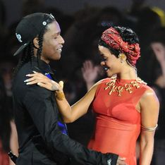 Is A$AP Rocky Rihanna's new bad-boy boyfriend?