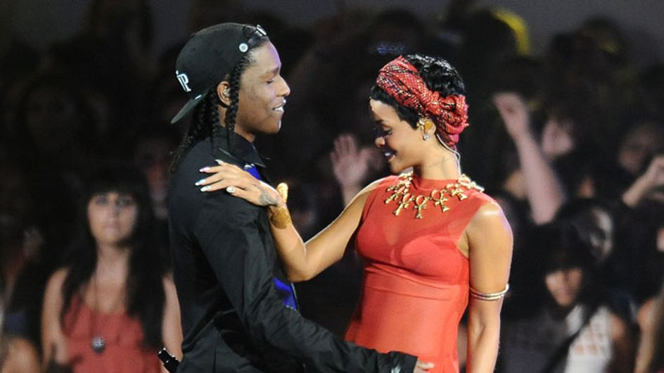 Is A$AP Rocky Rihanna's new bad-boy boyfriend?