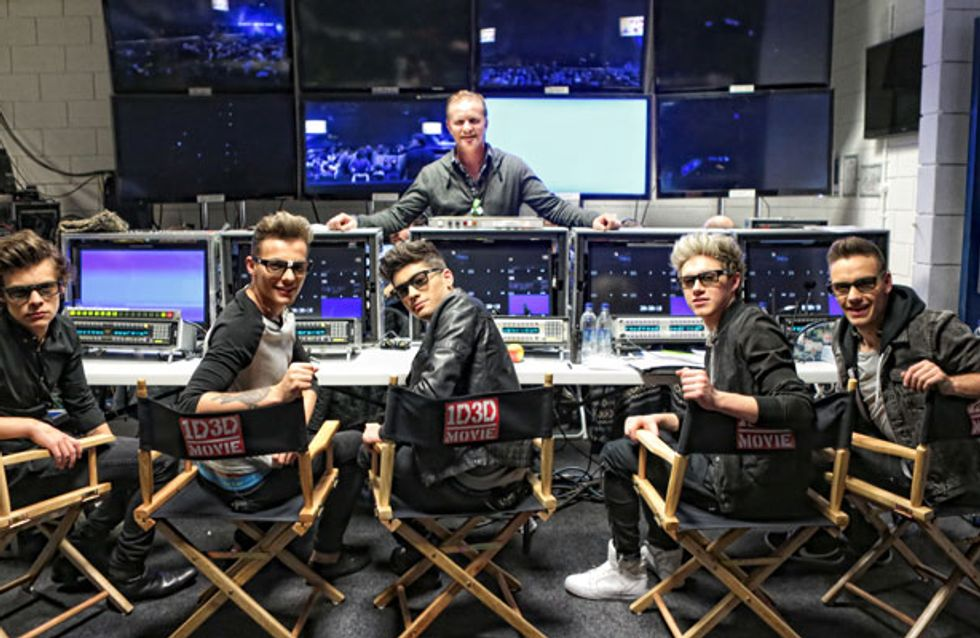 WATCH: One Direction releases extended This Is Us fan cut