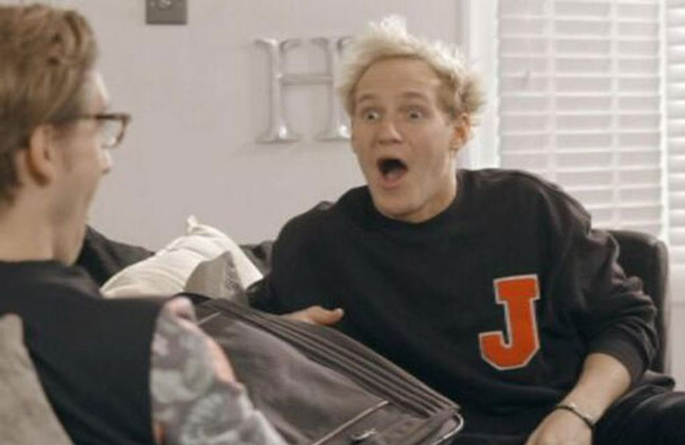 MIC spoilers: Jamie Laing's single and there are a lot of people kissing