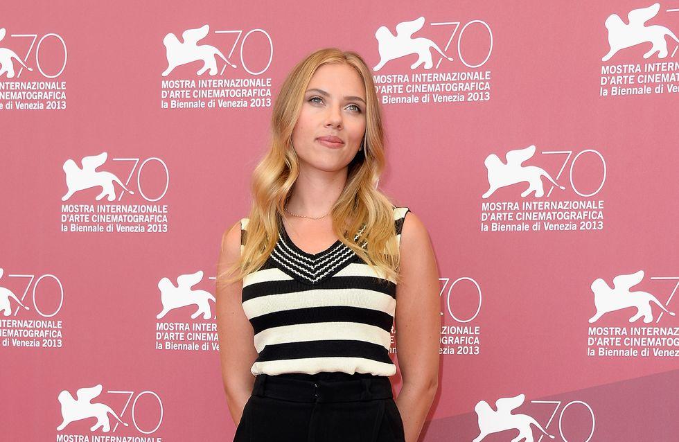 Scarlett Johansson : Ses confidences sur ses fiançailles