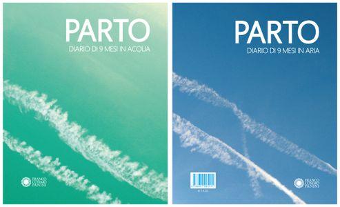 La doppia copertina di Parto