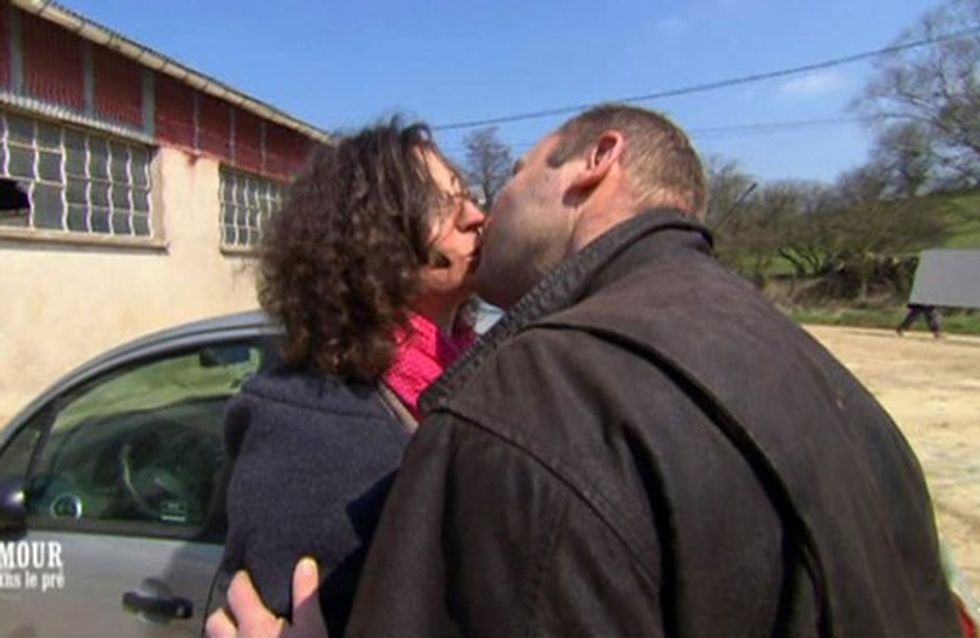 L'Amour est dans le pré : Damien et Elodie s'aiment à la folie !