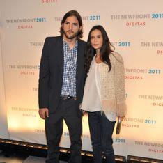 Demi Moore et Ashton Kutcher, la réconciliation !