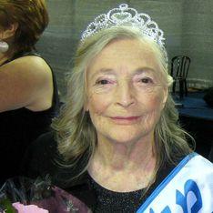 A 93 ans, elle devient Miss Holocauste