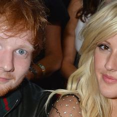 Ed Sheeran confirms he and Ellie Goulding were dating at the VMAs