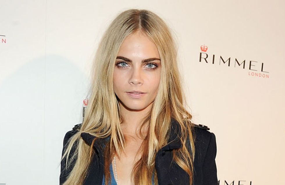 Cara Delevingne on Rihanna's bum and why she's done with boys - sorry Harry Styles!