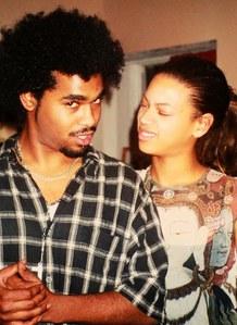 Lyndall Locke et Beyoncé