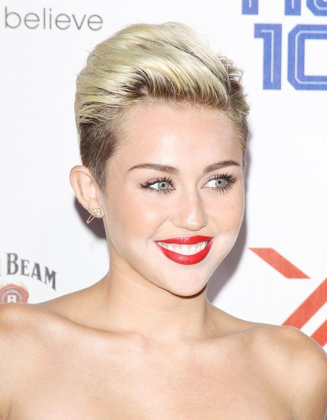 Miley Cyrus, adepte du nudisme ?