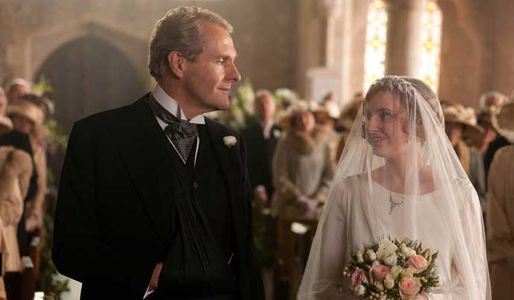 Lady Edith and Sir Anthony Strallan in series 3