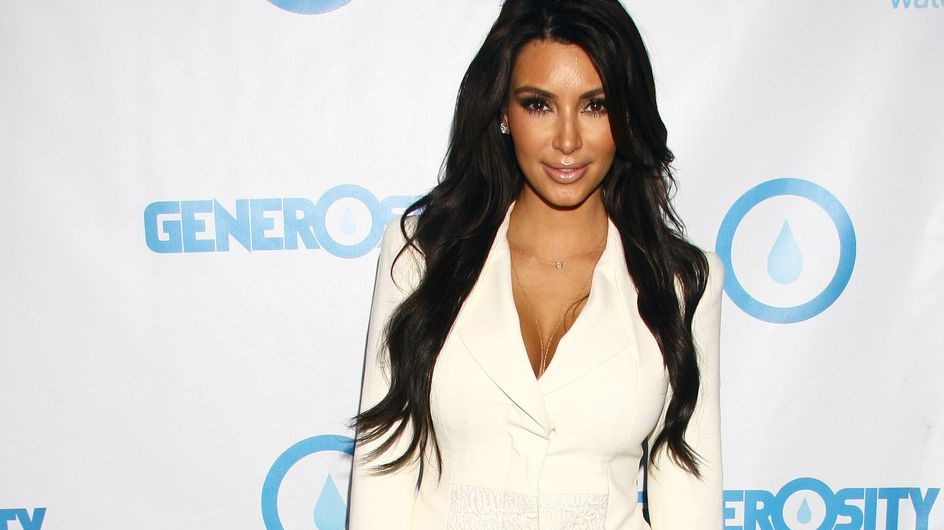 Kim Kardashian : Elle complexe sur ses seins qui tombent